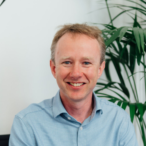Headshot of Andrew Chalmers, CEO at CiteAB